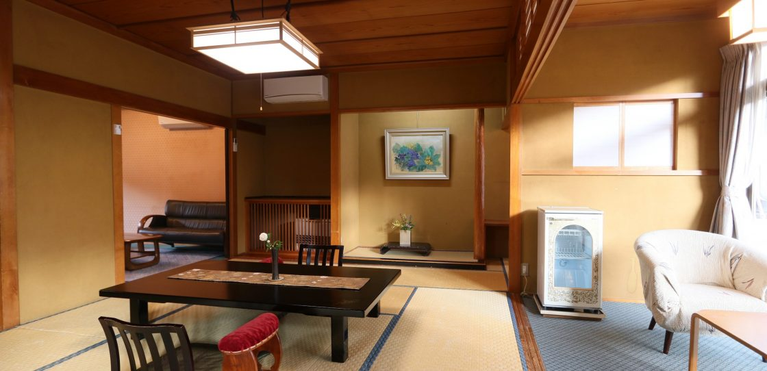 特別室 京極